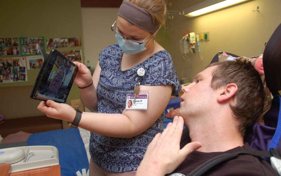 Friedman Law Helps Patients at Madonna Stay Connected