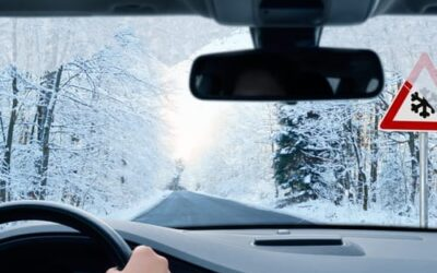 Stay Safe While Driving in Winter Weather