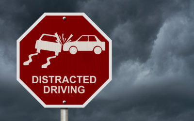 Four Types of Distracted Driving