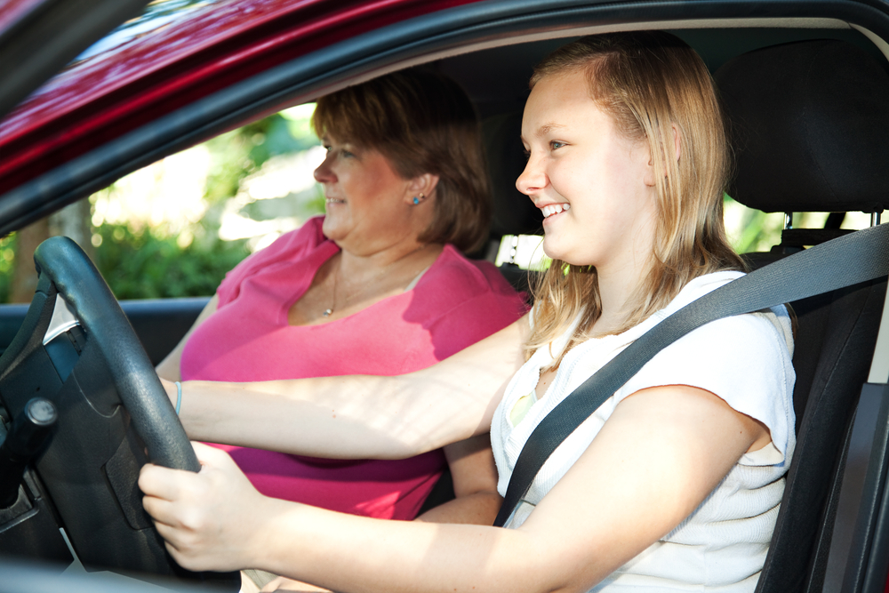 Parent Responsibility With Teen Drivers