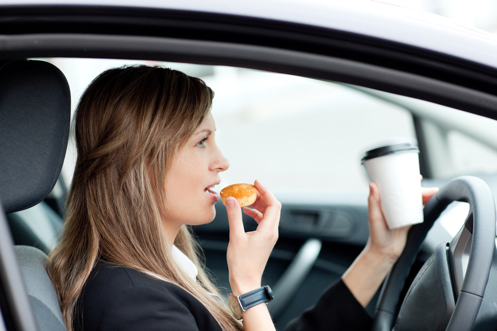 Avoiding Distractions Behind The Wheel